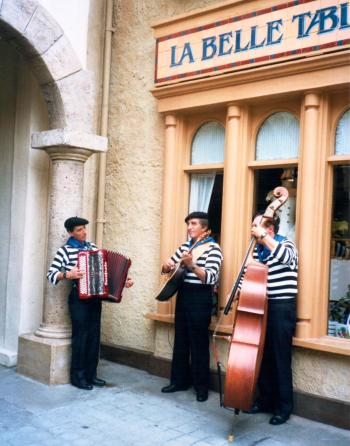 EPCOT France