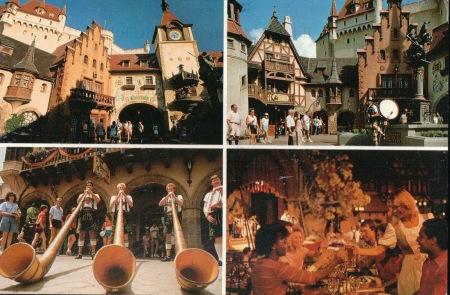 germany world showcase