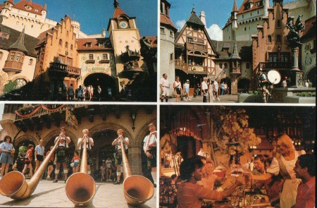 germany world showcase