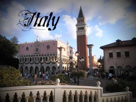 ITALY EPCOT