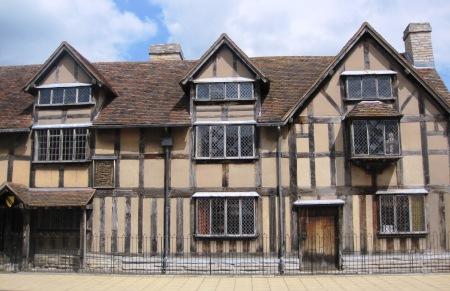 Shakespears's Birth Place Stratford Upon avon