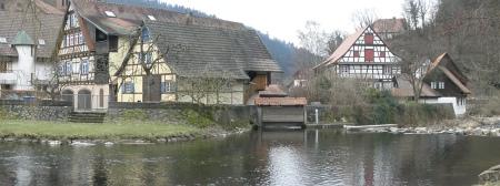 Schiltach Germany