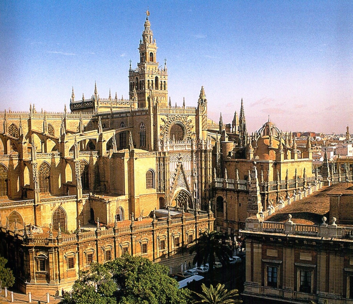Twelve Treasures of Spain - Seville Cathedral