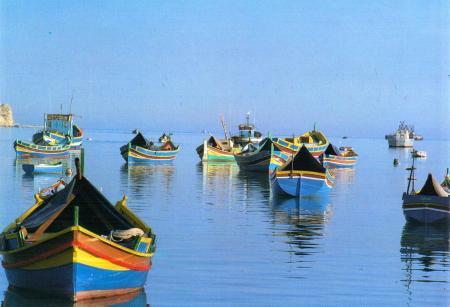 Malta Boats Luzzu