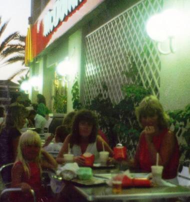McDonalds Tenerife