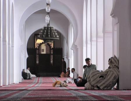 Mosque Fez Morocco