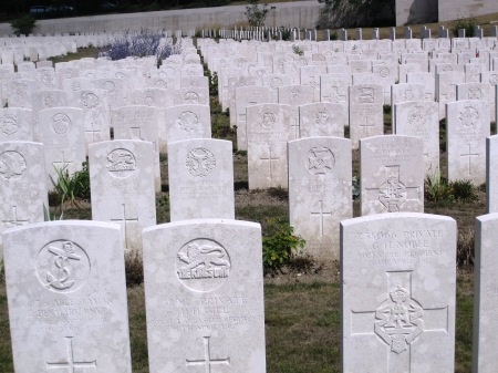 Commonwealth War Graves