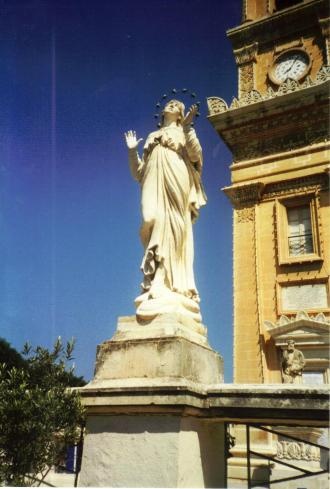 Mosta Cathedral 2