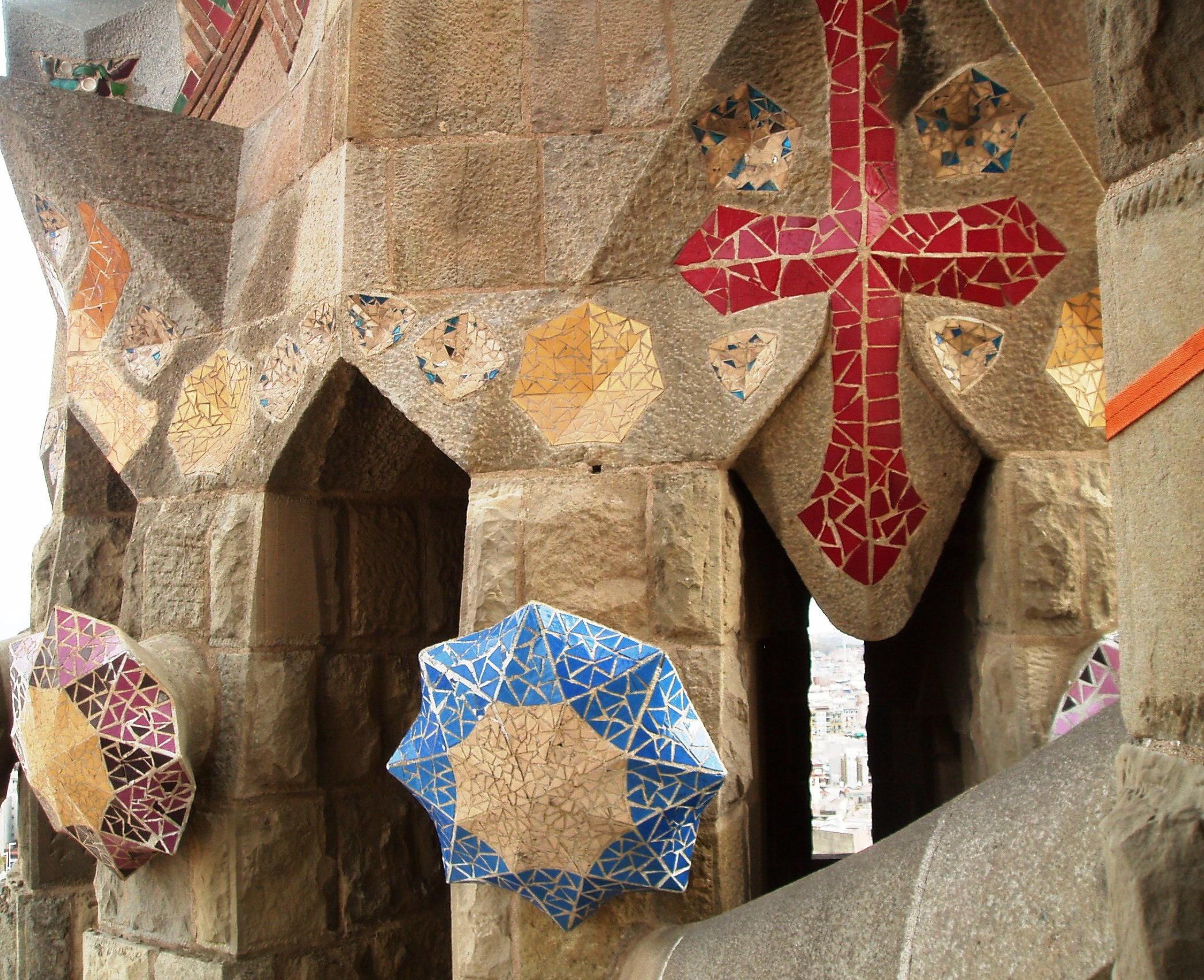 Image result for sagrada familia detail