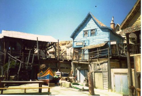 Popeye Village 1
