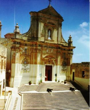Victoria Cathedral Gozo