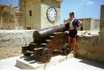 Victoria Gozo Clock Tower