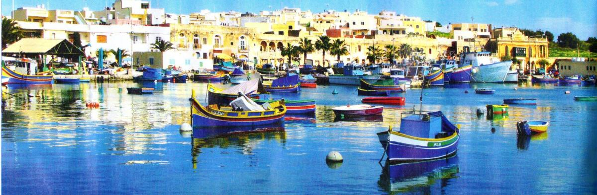 Malta - Sightseeing, a Church, a Cartoon and a Capital City