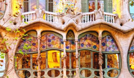 Casa Batlo Barcelona Gaudi