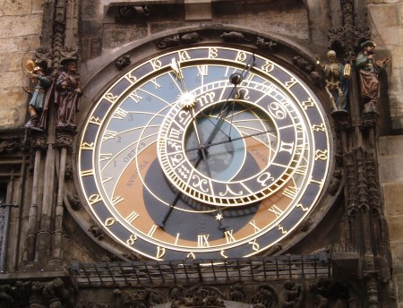 Astronomical Clock Prague