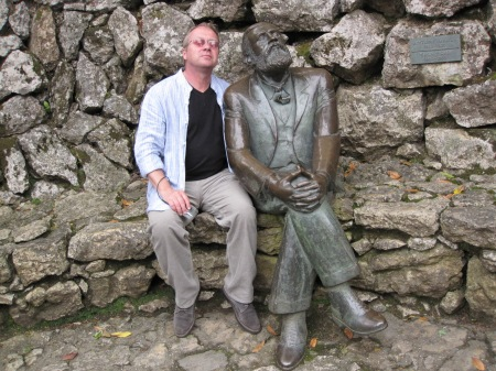 Antoni Gaudi and me