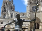 Burgos Weary Pilgrim