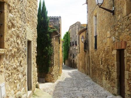 Peratallada Girona Catalonia Spain