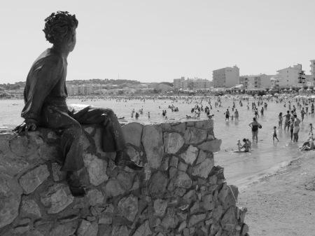 Costa Brava Beaches Tourism Norman Lewis
