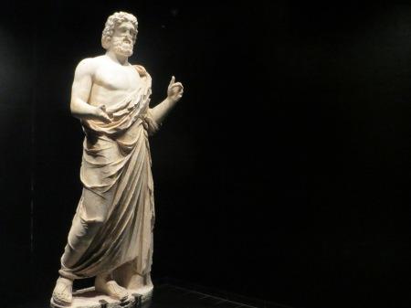 Empúries Greek Statue