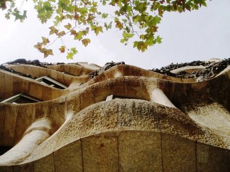 Casa Mila Gaudi Barcelona Catalonia