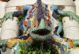 Gaudi Dragon Park Guell