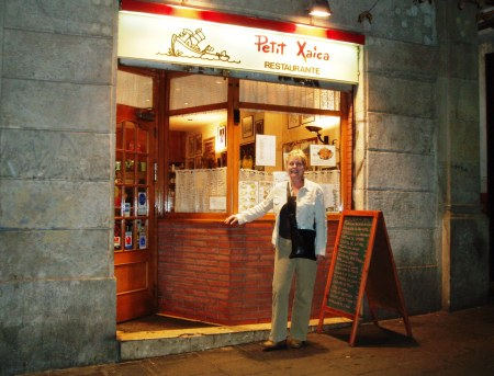 Petite Xaica Restaurant Barcelona Catalonia Restaurant