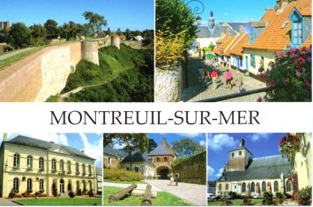 Montreuil-Sur-Mer Post Card