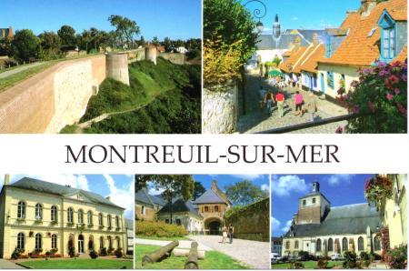 Montreuil-Sur-Mer Post Card