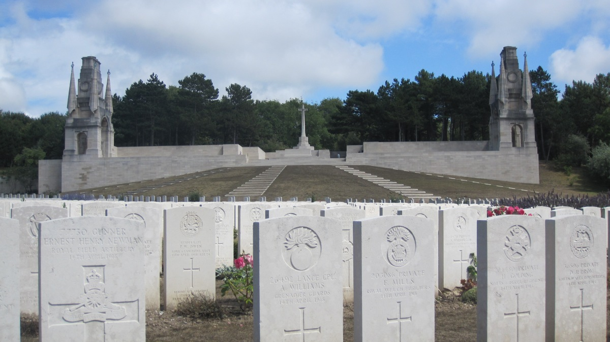 Northern France, Commonwealth War Graves