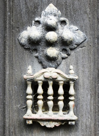 Catalonia Door Detail