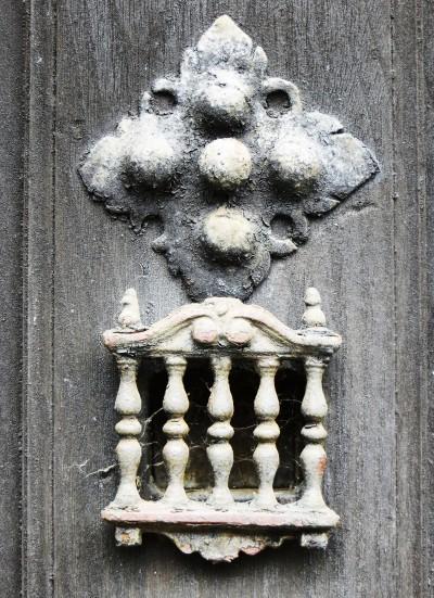 Catalonia Door Detail