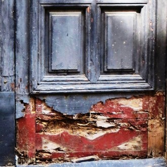 Door Detail Catalonia Spain