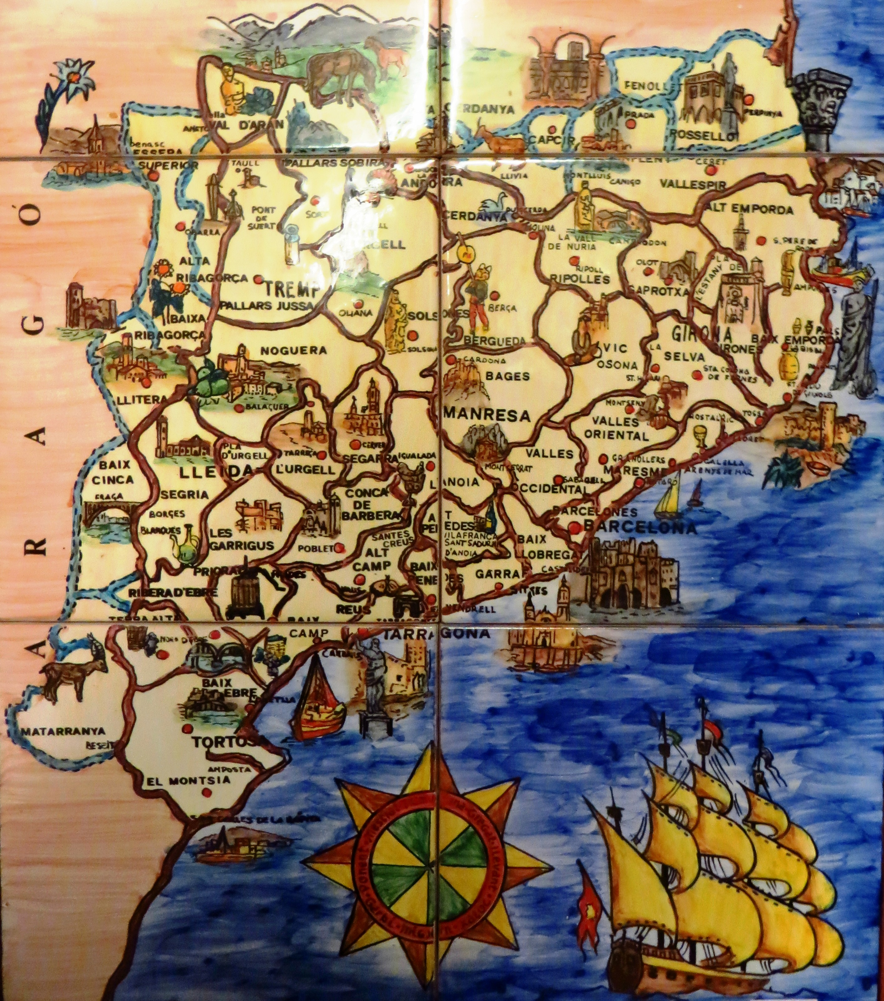 Catalonia The Costa Brava and the Bay of Roses Have Bag Will Travel