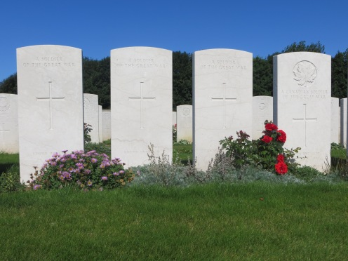 Commonwealth war Graves Boulogne