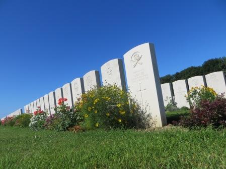 Commonwealth War Graves Boulogne-Sur-Mer