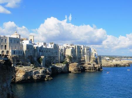 Polignano a Mare Puglia Italy