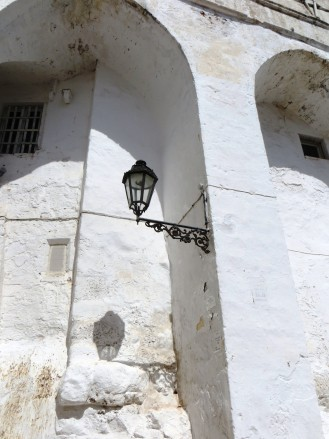 Ostuni Puglia Italy White City