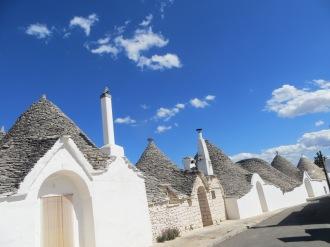 Trulli Houses Alberobello Puglia Italy