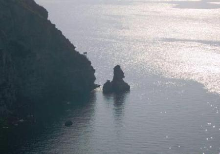 Garibaldi Rock Amalfi Coast