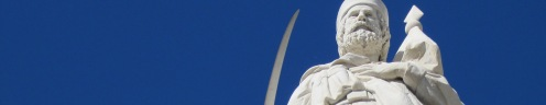 Garibaldi Statue Molfetta Puglia Italy