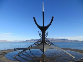 Sólfar suncraft Reykjavik Iceland