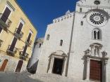 Basilica of St Nicholas Bari Puglia Italy