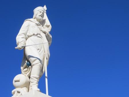Giuseppe Garibaldi Molfetta Puglia Italy