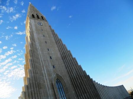 Hallgrímskirkja, Reyjkavik Iceland