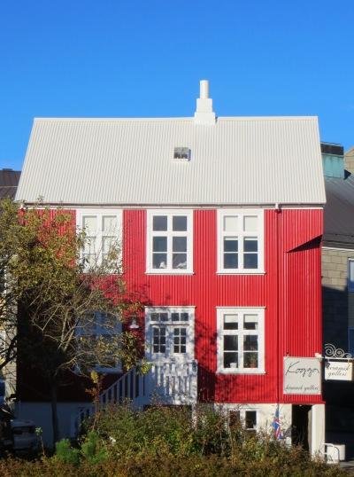 Iceland Reyjkavik