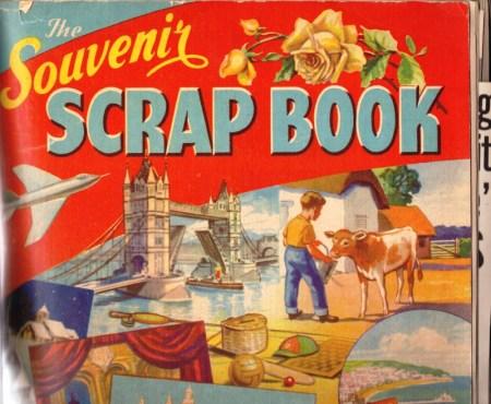 Scrap Book Project