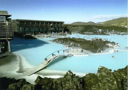 Iceland Keflavik The Blue Lagoon