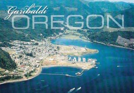 Garibaldi Oregon