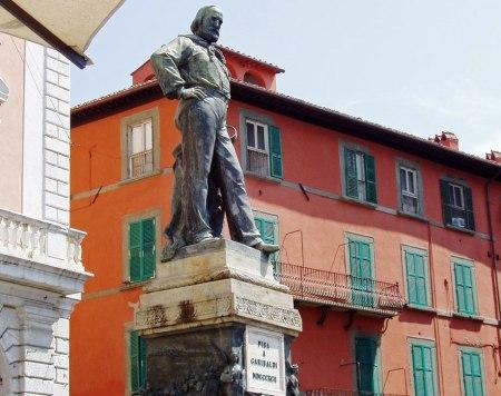 Garibaldi Pisa